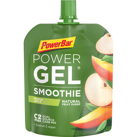 PowerBar PowerGel Smoothie Box 16x90g, Mango Apple